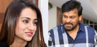 Trisha Krishnan is in talks for Chiranjeevi Lucifer remake