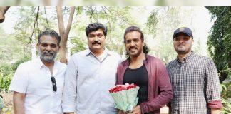 Upendra joins Varun Tej Ghani