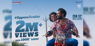 Uppena trailer review