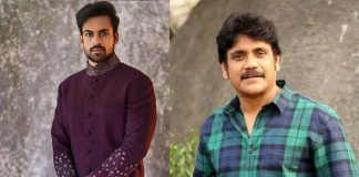 Vaishnav Tej third film with Nagarjuna
