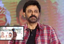 Venkatesh fan walks 200 Kms to meet him