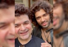 Vijay Deverakonda grand debut on Dabboo Ratnani calendar 2021