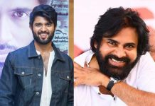 Vijay Deverakonda to lock horns with Pawan Kalyan?