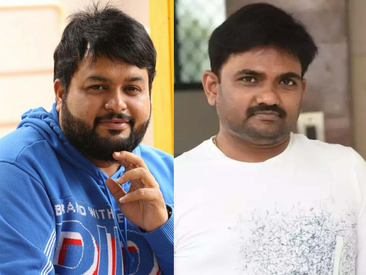 Why is SS Thaman not working with Maruthi?