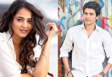 Anushka Shetty romance with Naveen Polishetty