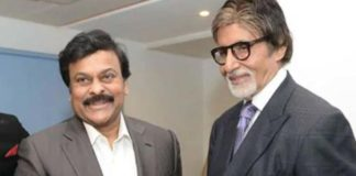 Chiranjeevi to act in Amitabh Bachchan film?