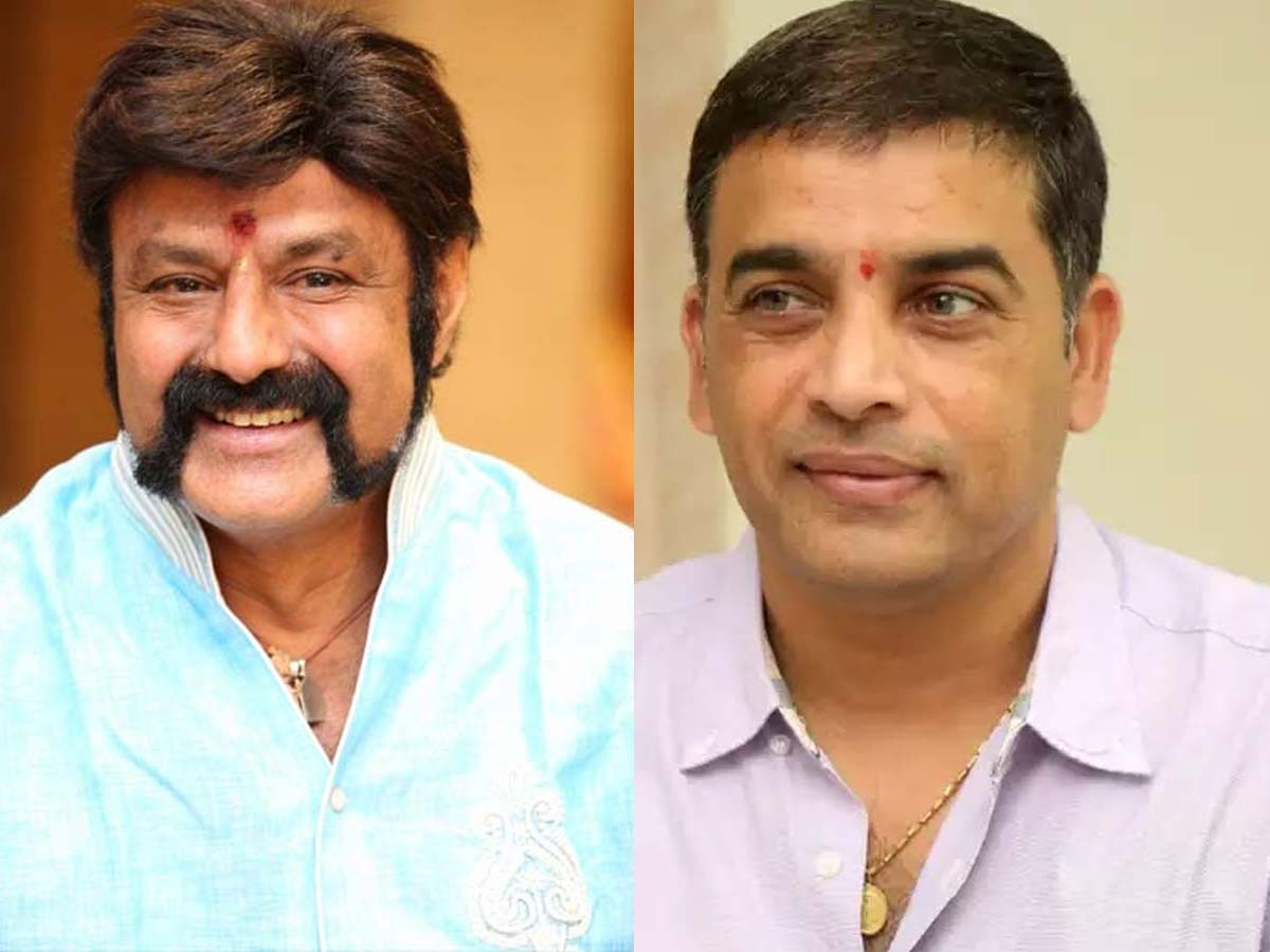Dil Raju keen on film with Balayya