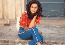 Income Tax raids at Taapsee Pannu house