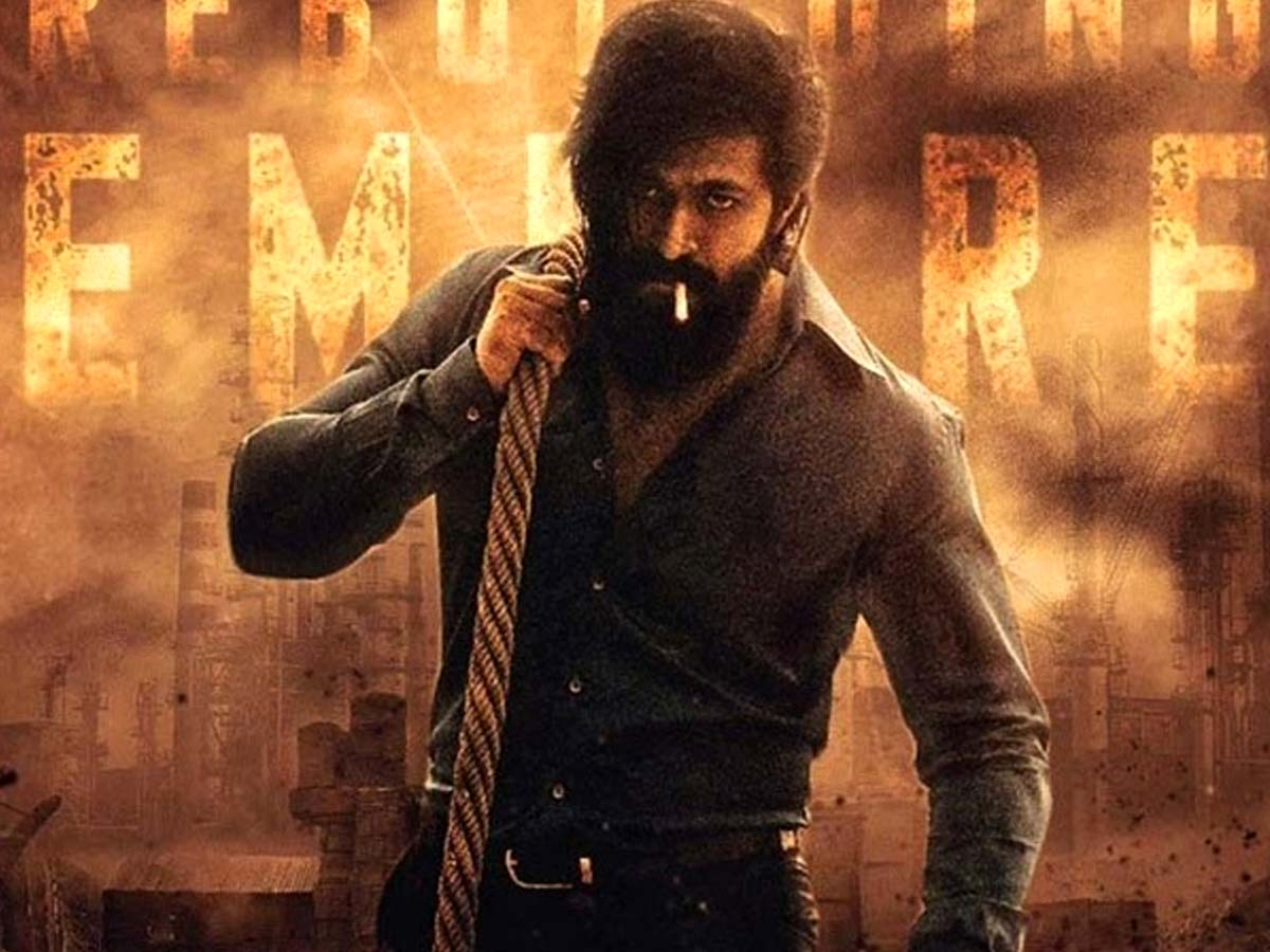 KGF 2 gives Yash unique International record