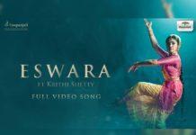 Krithi Shetty Kuchipudi performance in Eshwara song