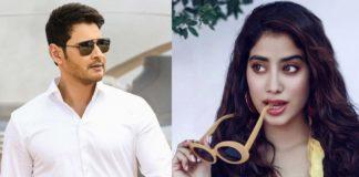 Mahesh Babu next with Janhvi Kapoor before Rajamouli film