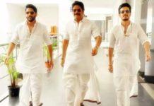 Nagarjuna 100thfilm : Multistarrer with Naga Chaitanya and Akhil