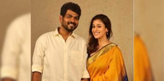 Nayanthara engaged to Vignesh Shivan