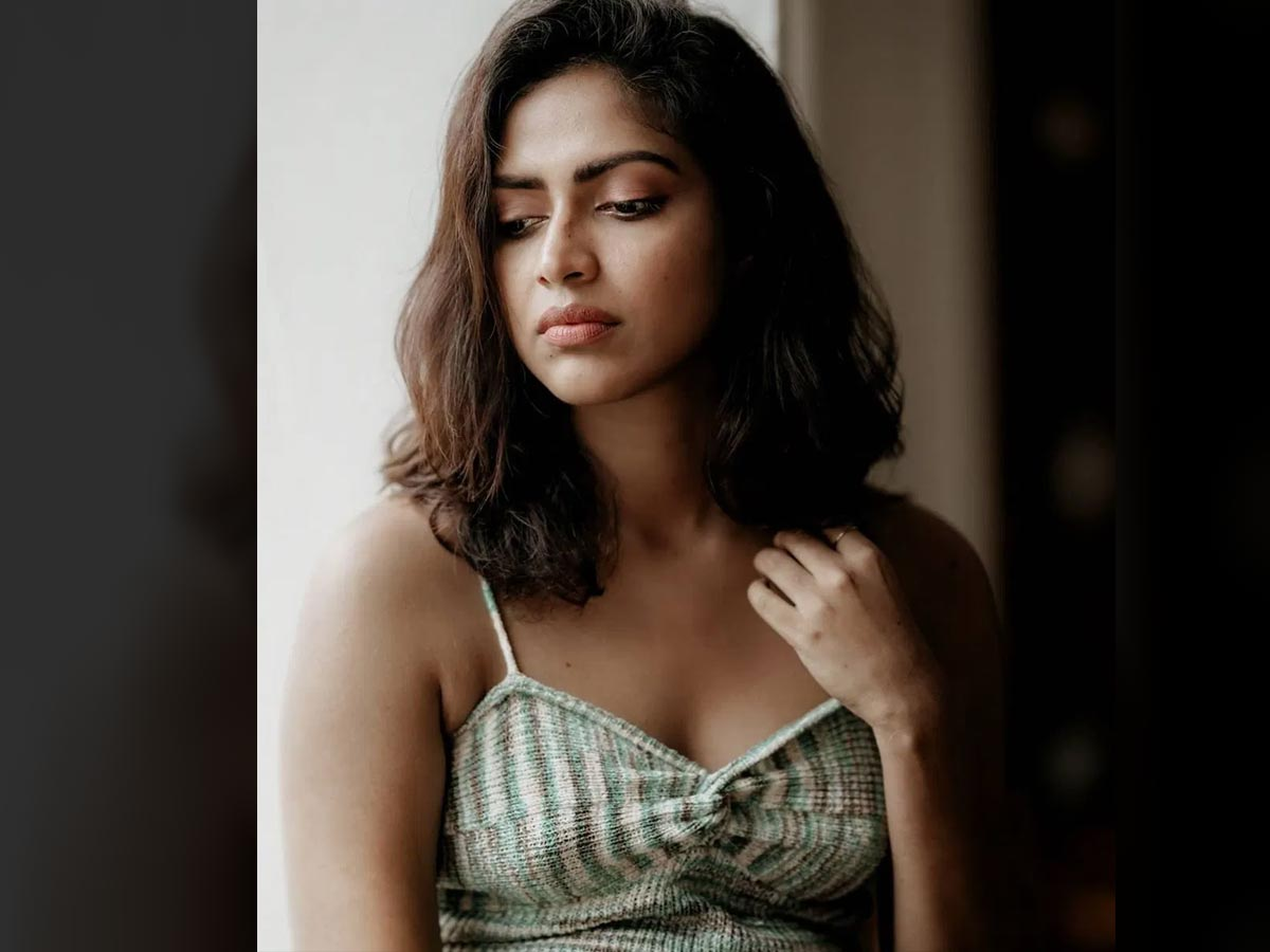 None cared about me after divorce - Amala Paul