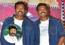 One more jolt to Balakrishna! Choreographer duo Ram Lakshman waves goodbye