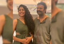 Prabhas comments on Faria Abdullah