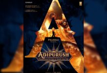 Prabhas first look from Adipurush gets release date