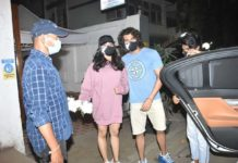 Vijay Deverakonda dinner date with Rashmika Mandanna