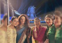 Samantha, Lakshmi Manchu, Rakul Preet Singh and Shilpa Reddy unite