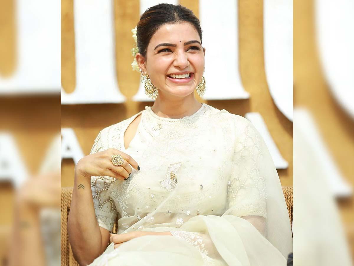 Samantha joins the shoot of Shaakunthalam