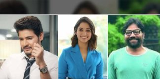 Sandeep Vanga to direct Mahesh Babu and Tamannah today