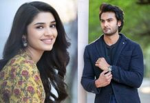 Interesting title for Sudheer Babu and Krithi Shetty film