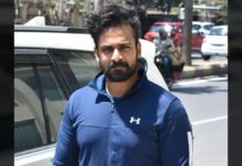 Vaishnav Tej third film with Most wanted director