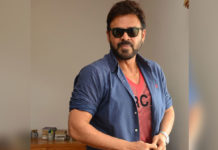Venkatesh in Kerala for Drushyam 2