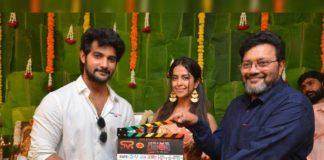 Aadi Saikumar to romance Avika Gor
