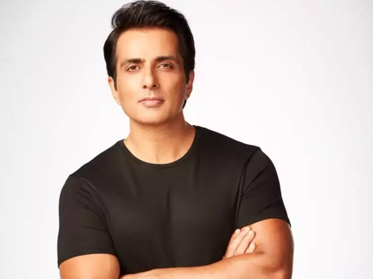 Actor Sonu Sood tested positive for coronavirus