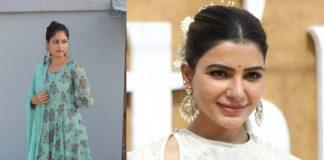 Aditi Balan inclusion in Samantha Shaakuntalam