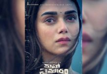 Aditi Rao Hydari's First Look In Maha Samudram Unveiled