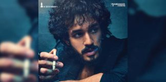 Agent first look: Akhil Akkineni sports thick beard and messy hair