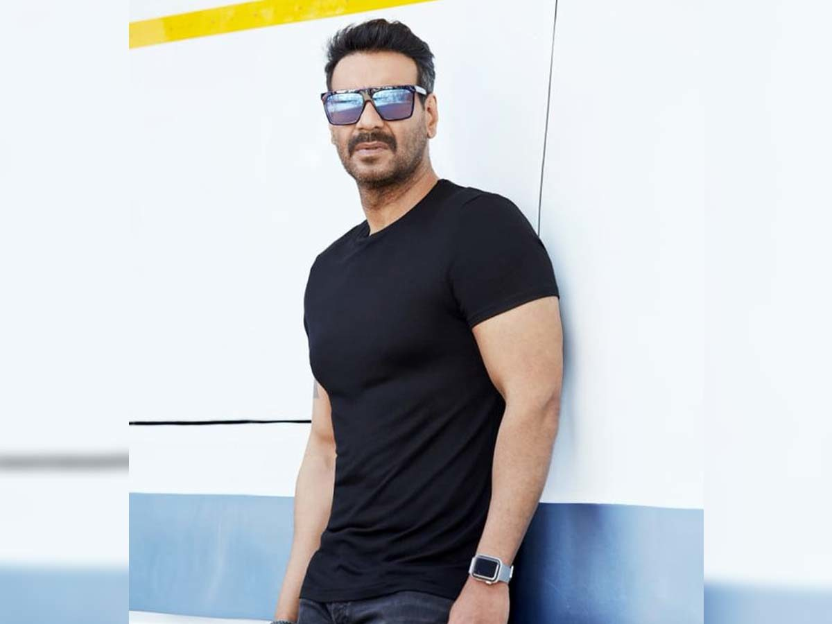 Ajay Devgn in the remake of a British drama for a web series