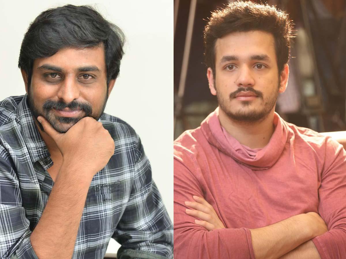 Akhil Akkineni next with Ajay Bhupathi and Mythri Movie Makers