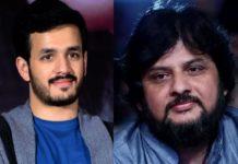 Akhil and Surender Reddy film first look this week?