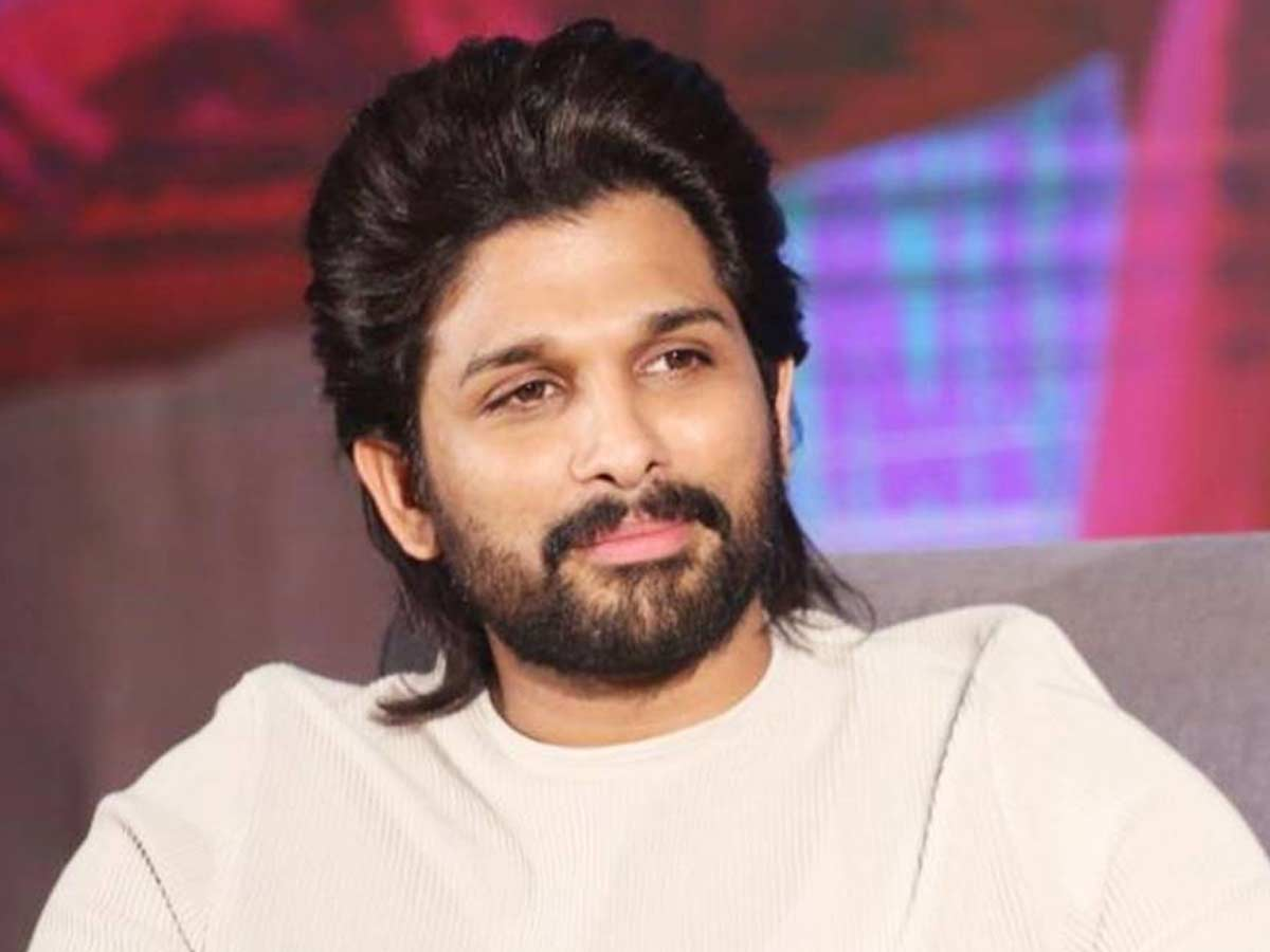 Allu Arjun is connected with Thaggede Le
