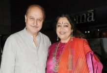 Anupam shares a heart-touching note about her wife's health condition