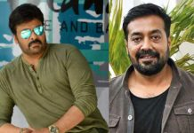 Anurag Kashyap rejects Chiranjeevi