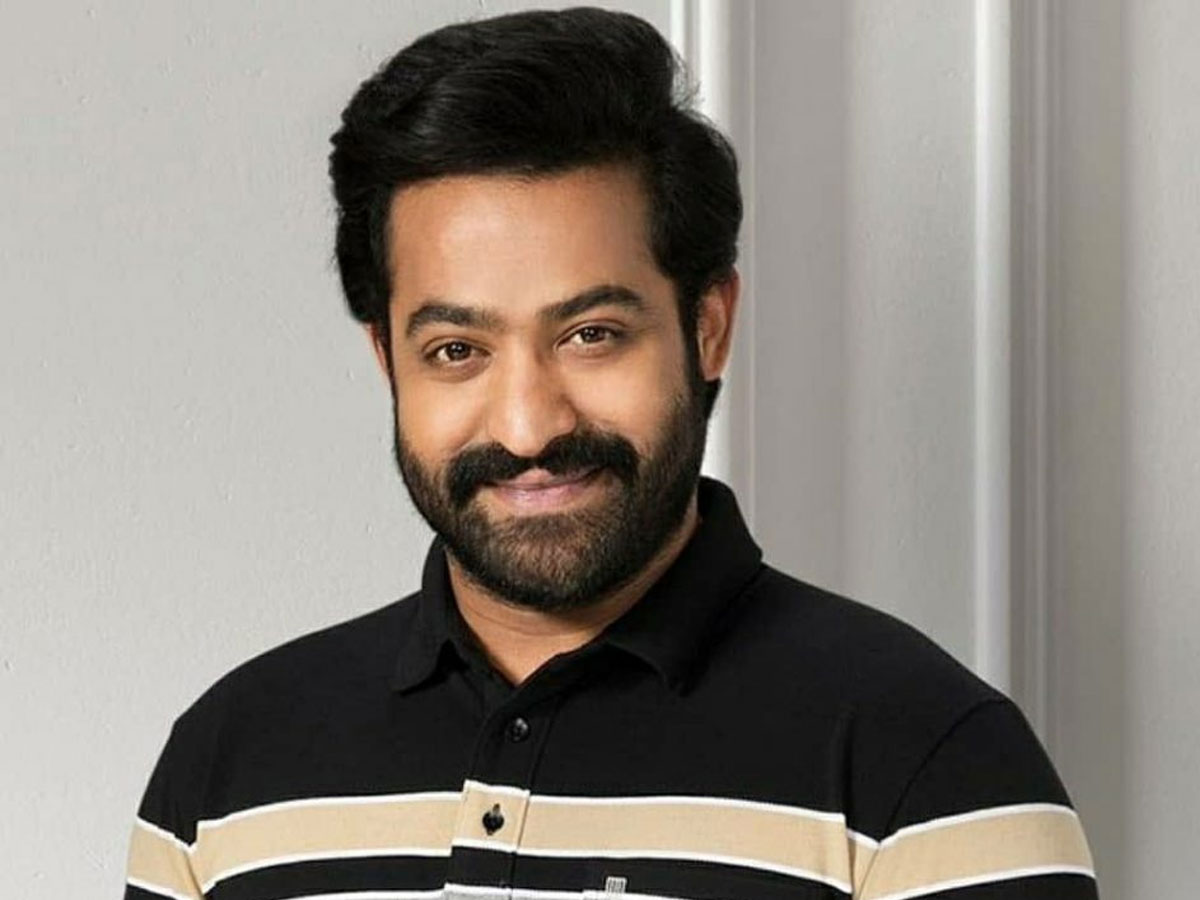 Big Suspense about NTR30 to end today evening at 7:02 pm