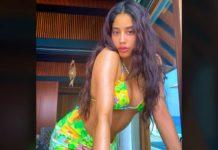 Bikini lady turns Island girl