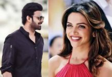 Deepika Padukone to join Prabhas and Nag Ashwin film in October