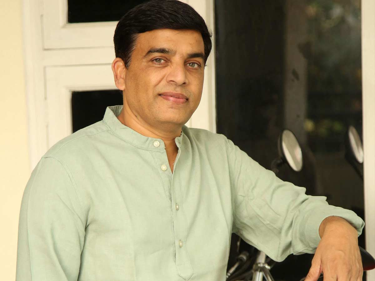 Dil Raju says Icon is not shelved
