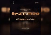 Official #NTR30: Jr NTR Pan Indian film with Koratala Siva