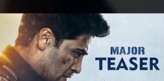 Major teaser review: Adivi Sesh as real Soaldier