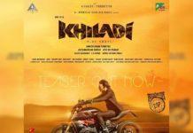 Ravi Teja Khiladi Teaser review