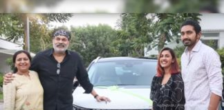 Naga Babu special gift Land Rover Discovery car to son in law Chaitanya
