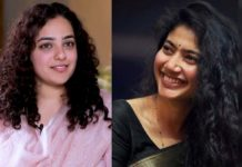 Nithya Menen to replace Sai Pallavi
