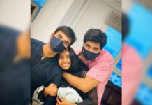 Pawan Kalyan kids Aadya, Akira and their Sesh anna