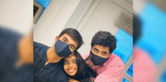Pawan Kalyan kids Aadya, Akira and their Sesh anna